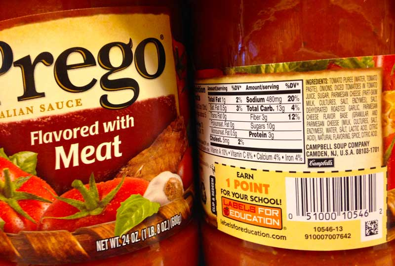 Grocery Shop With Me: Sauces